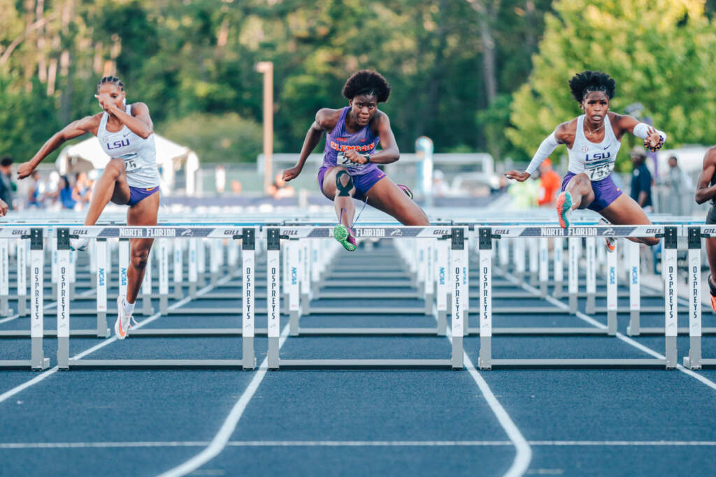 Clemson's Women Qualify Five Individuals, One Relay for NCAA's on Saturday