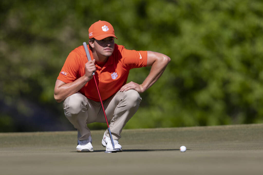 Tigers Qualify for Final Round of Stroke Play
