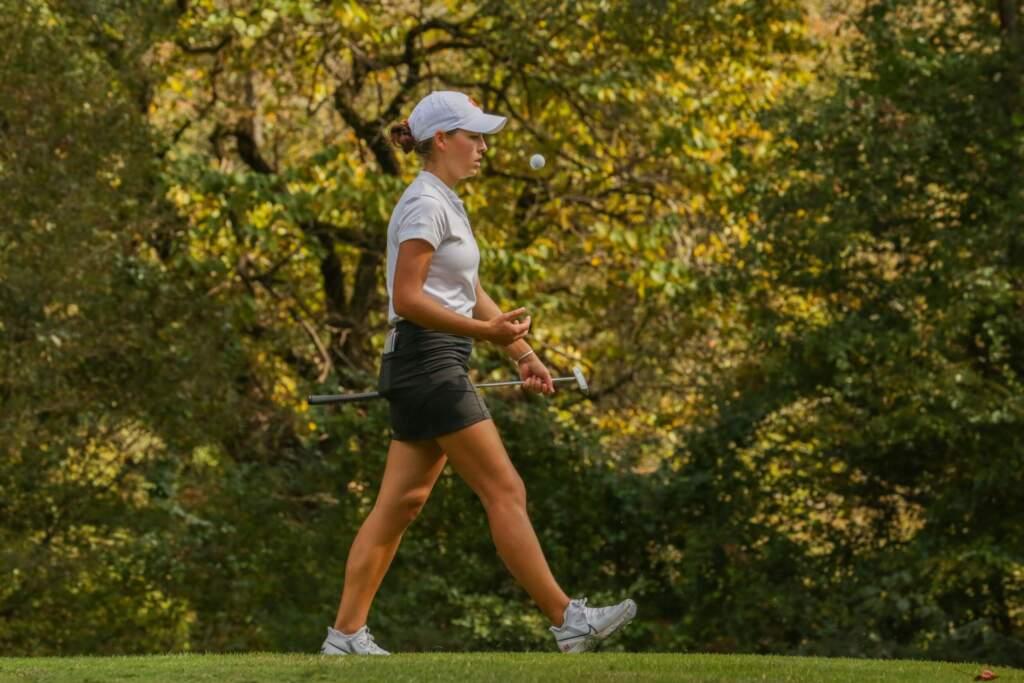 Swayne Finishes Sixth Among Amateurs at U.S. Open