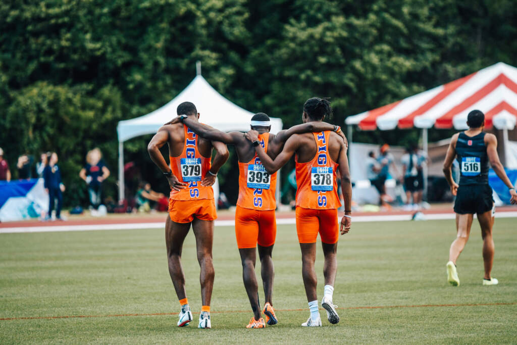 Track & Field Earns Record 12 All-ACC Academic Selections