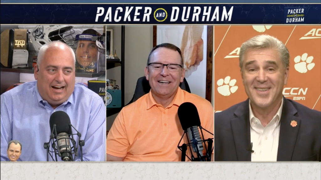 Packer and Durham – Dan Radakovich Announces New Sports