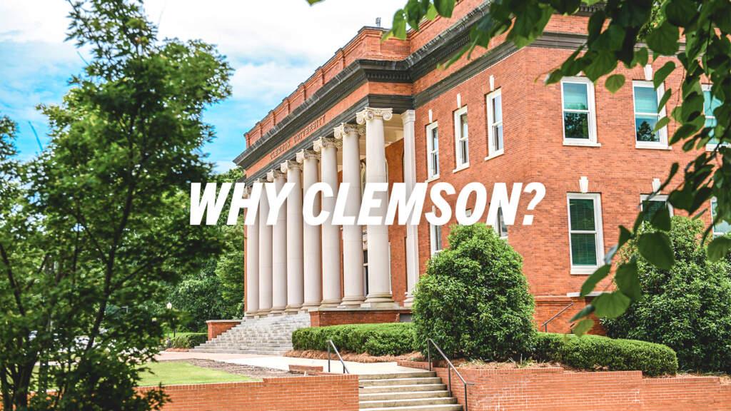 Clemson Volleyball || Why Clemson?