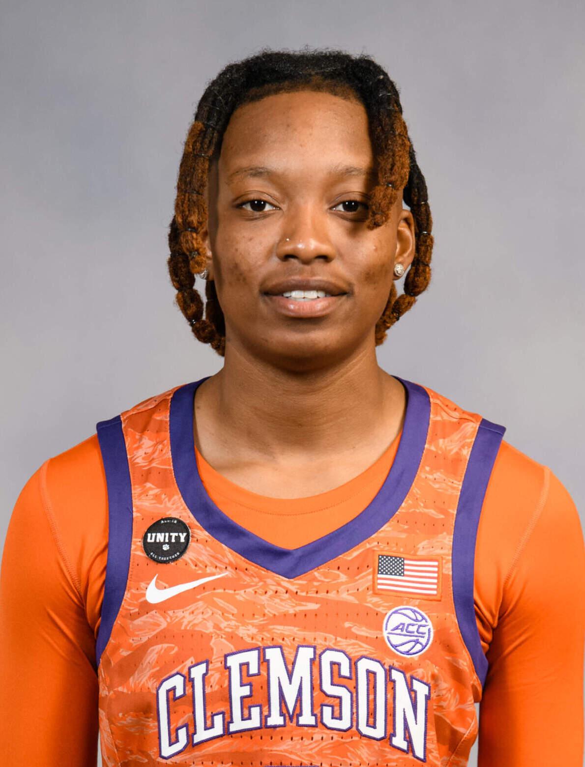 Daisha Bradford - Women's Basketball - Clemson University Athletics