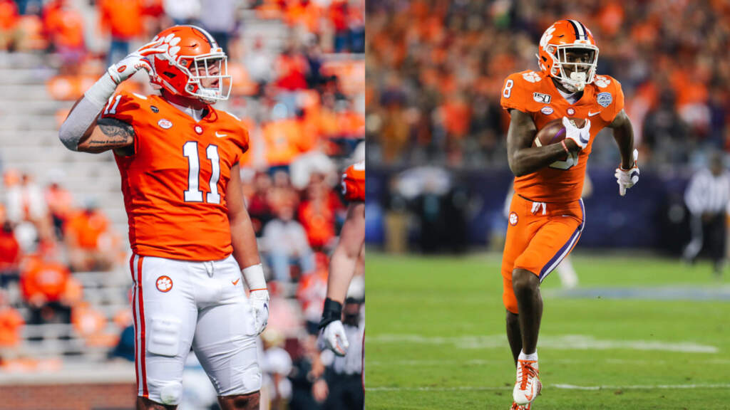 Bresee, Ross Named to Walter Camp Watch List