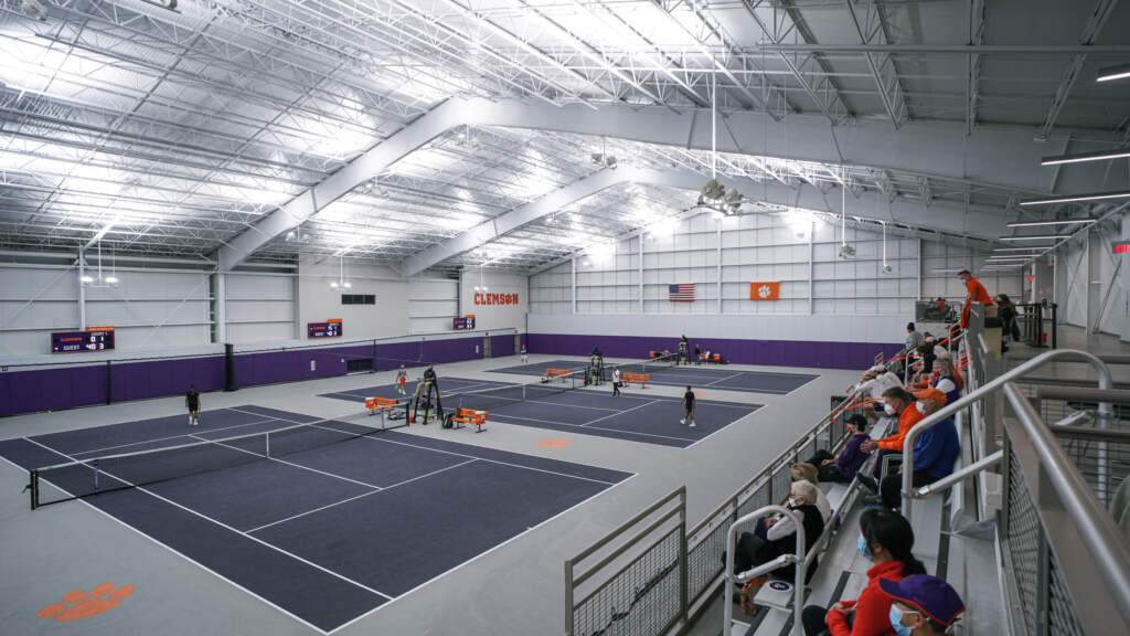 Tigers Named an ITA All-Academic Team