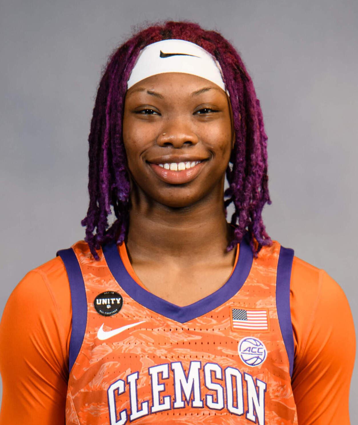 Kionna Gaines - Women's Basketball - Clemson University Athletics