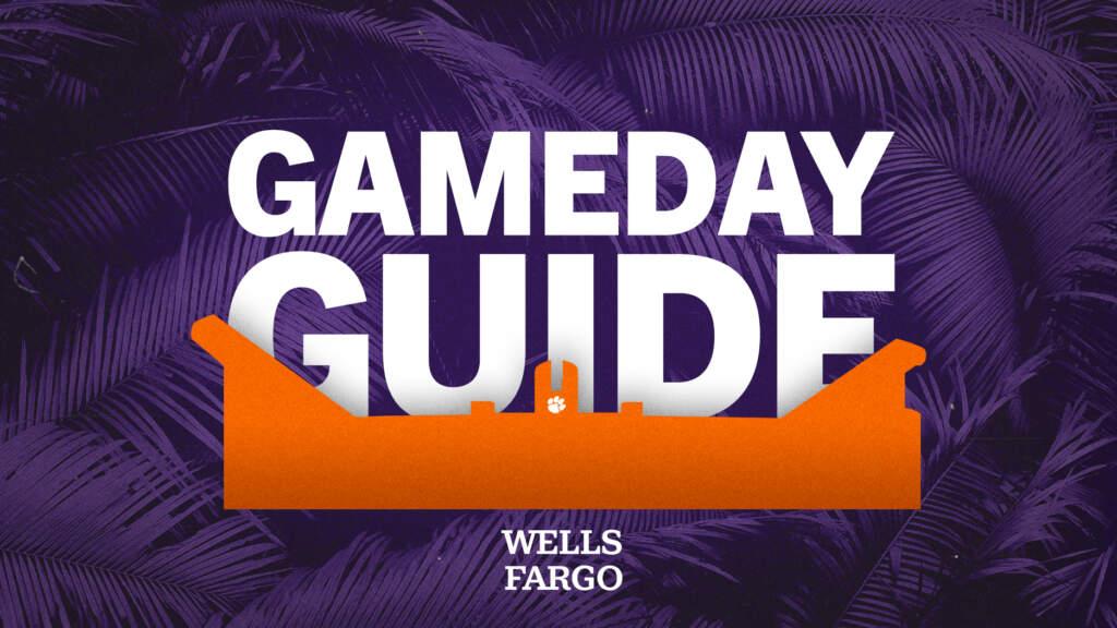 Gameday Guide: Clemson vs. Syracuse