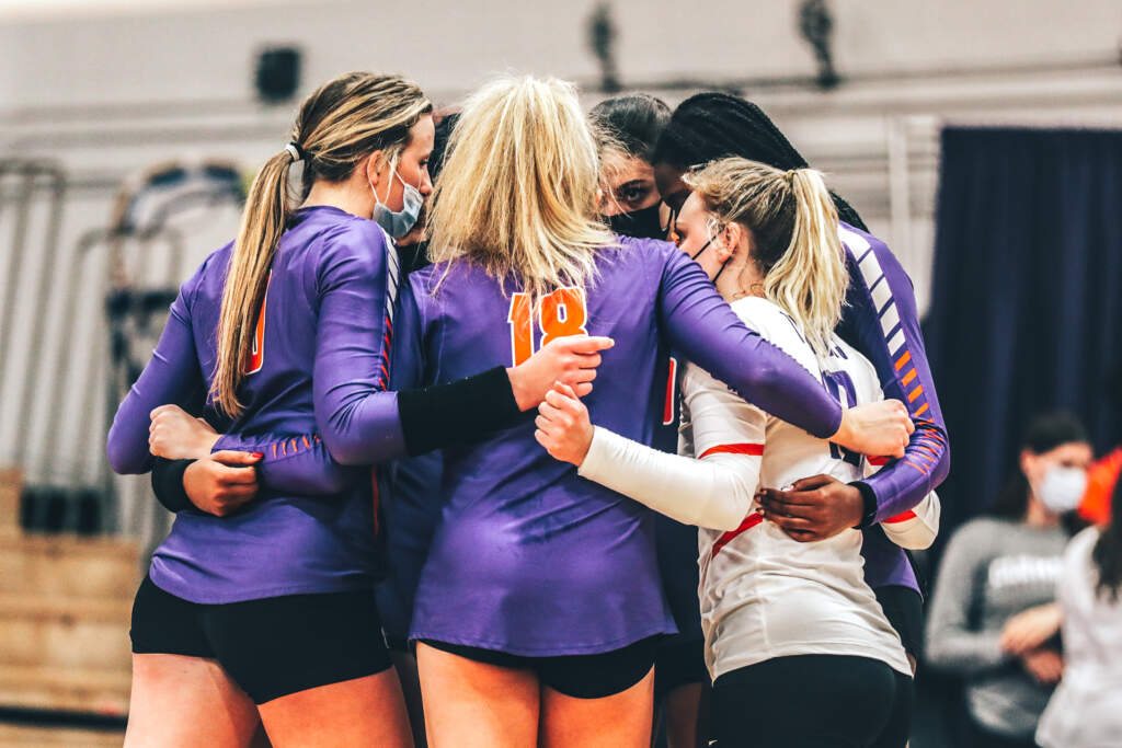 2021 Volleyball Schedule Announced