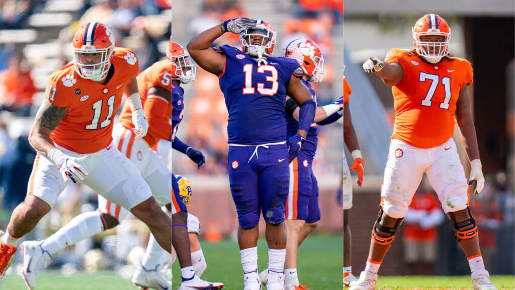 Three Tigers Placed on Outland Trophy Watch List