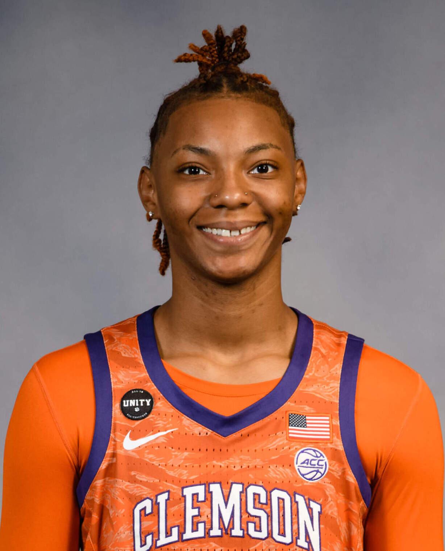 LaTrese Saine - Women's Basketball - Clemson University Athletics