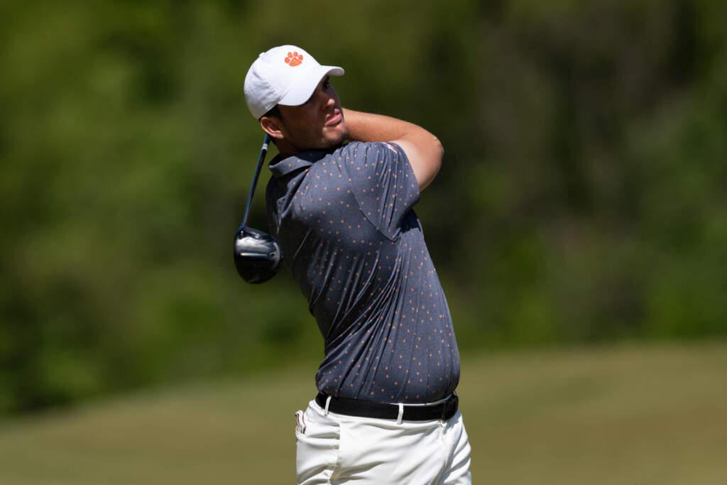 Gordon Reaches Quarterfinals of North-South Amateur