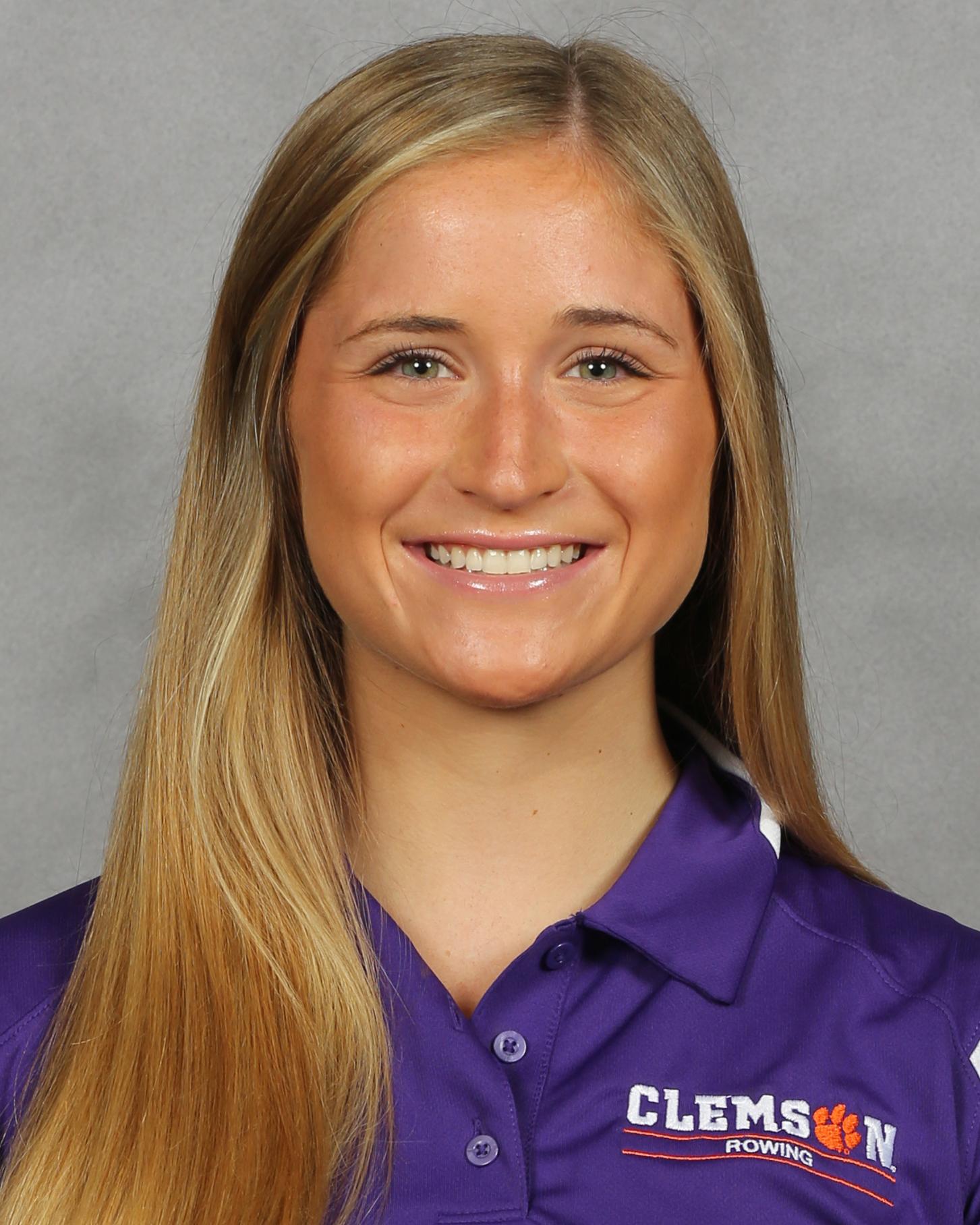 Josie Bonamy - Rowing - Clemson University Athletics