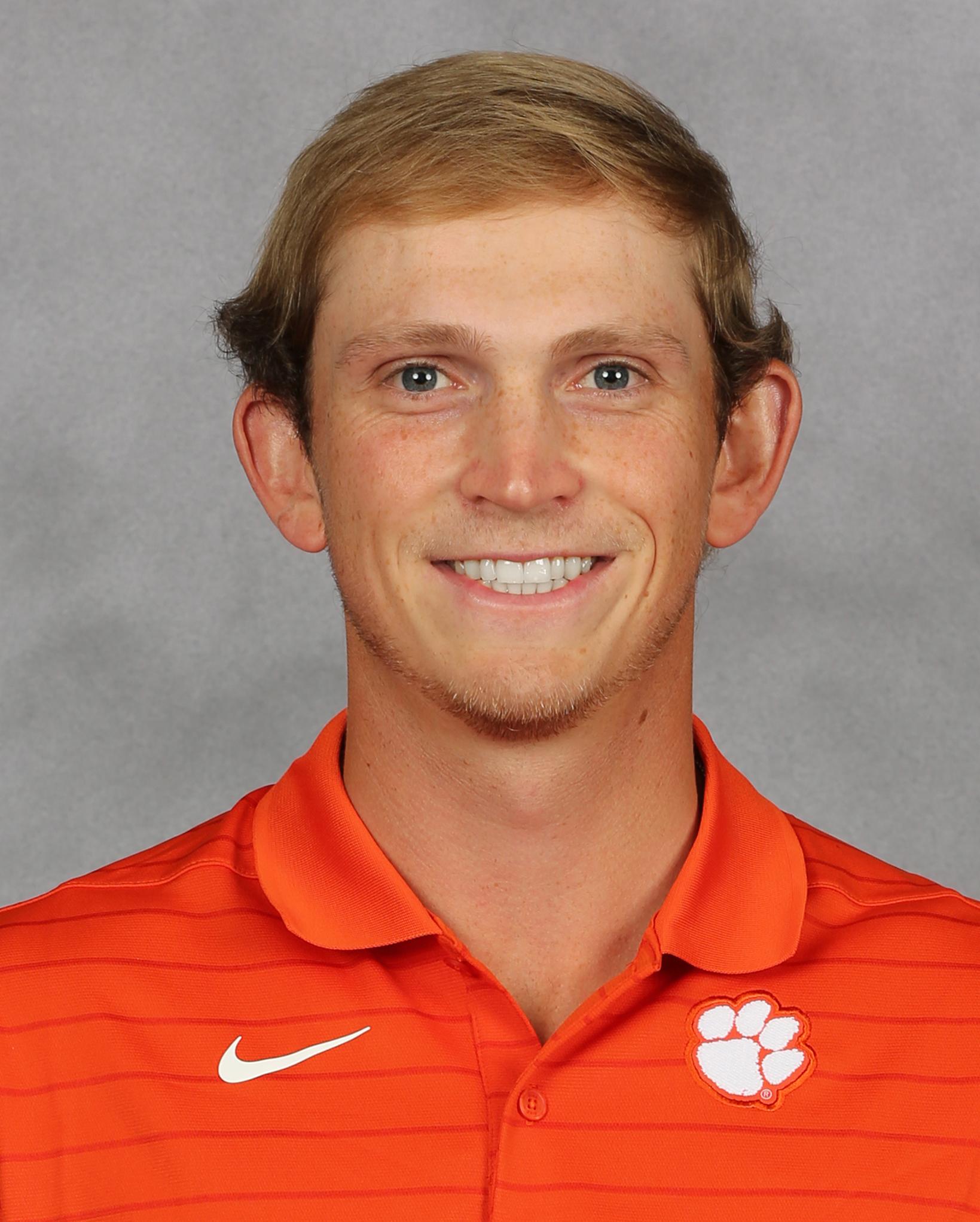 Jacob Bridgeman - Men's Golf - Clemson University Athletics