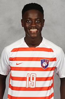 Elton Chifamba - Men's Soccer - Clemson University Athletics
