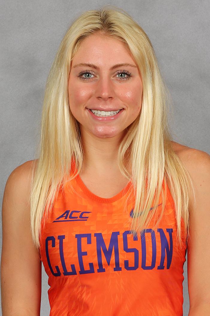 Courtney Farishian - Track & Field - Clemson University Athletics