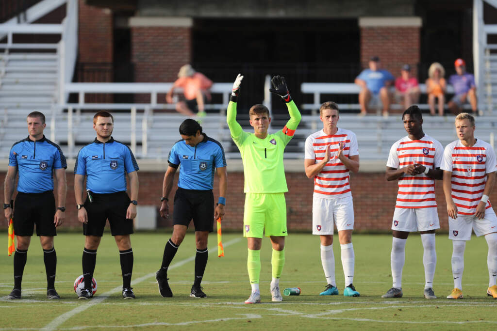 Marks Named ACC Defensive Player of the Week, Agren Earns Team of the Week Nod