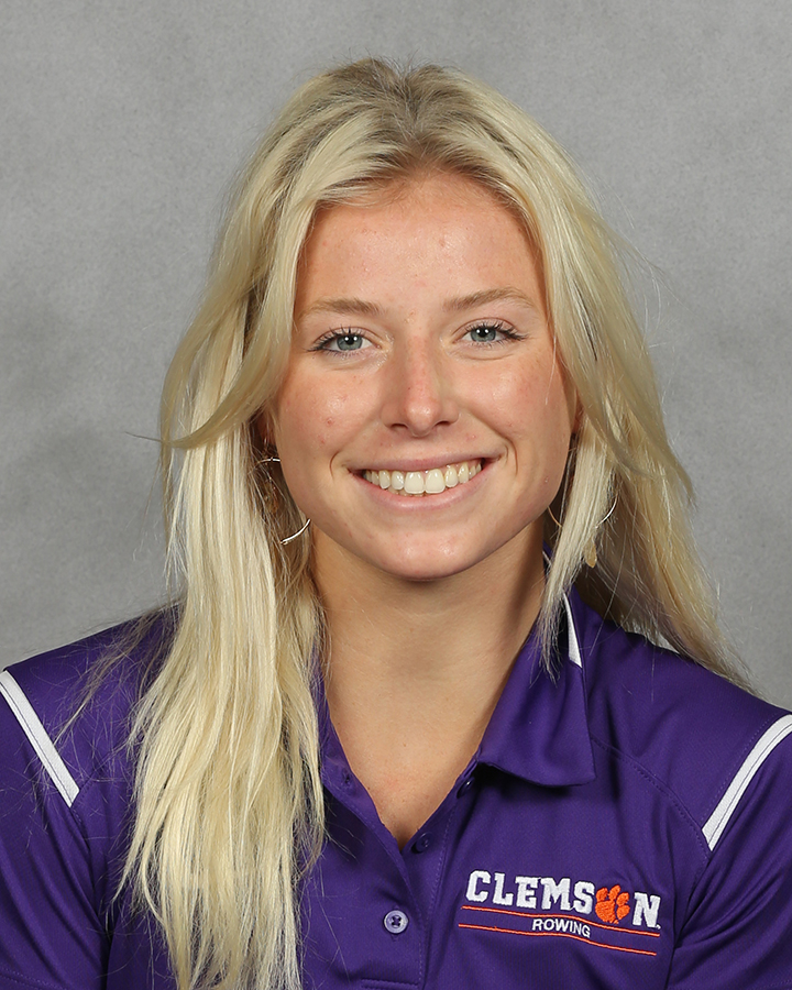 Sophie Gibson - Rowing - Clemson University Athletics