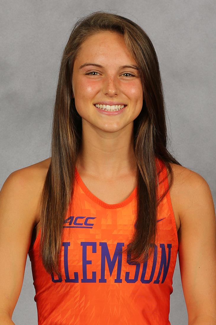 Makenzie Steele - Cross Country - Clemson University Athletics