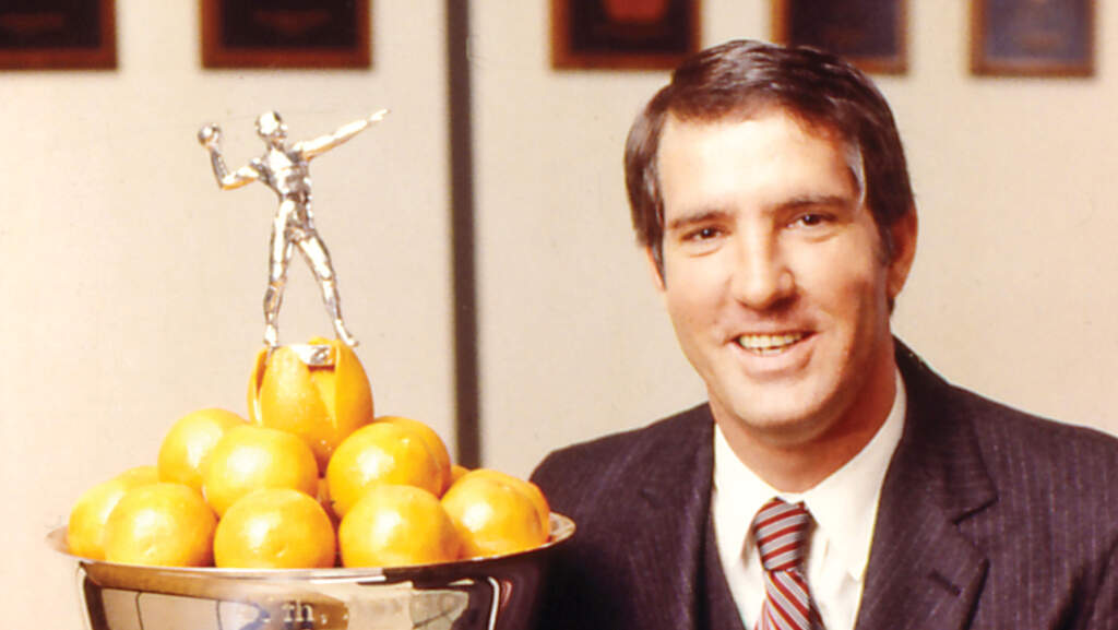 1981 National Championship Season – Danny Ford
