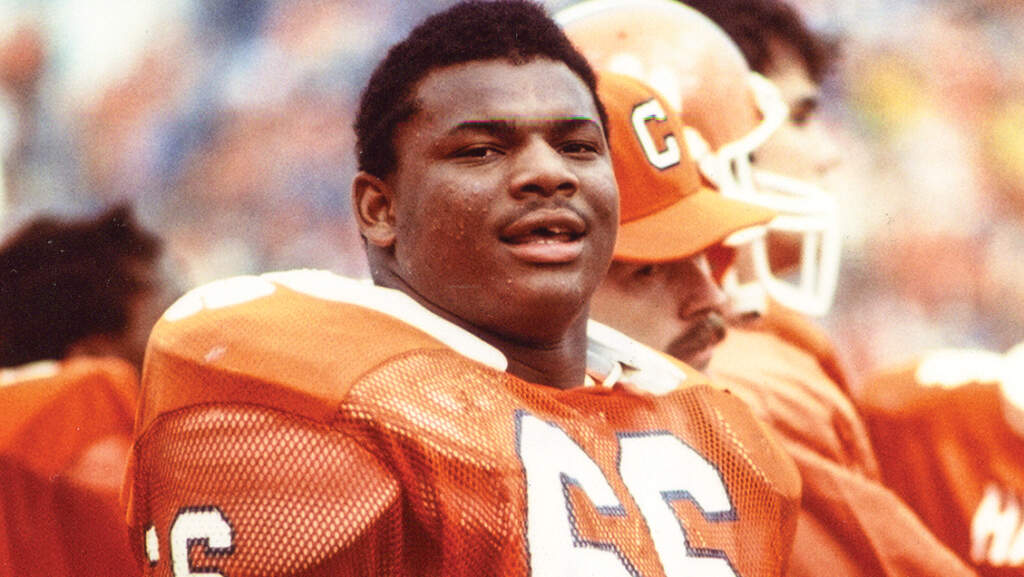 1981 National Championship Season Memories – William Perry