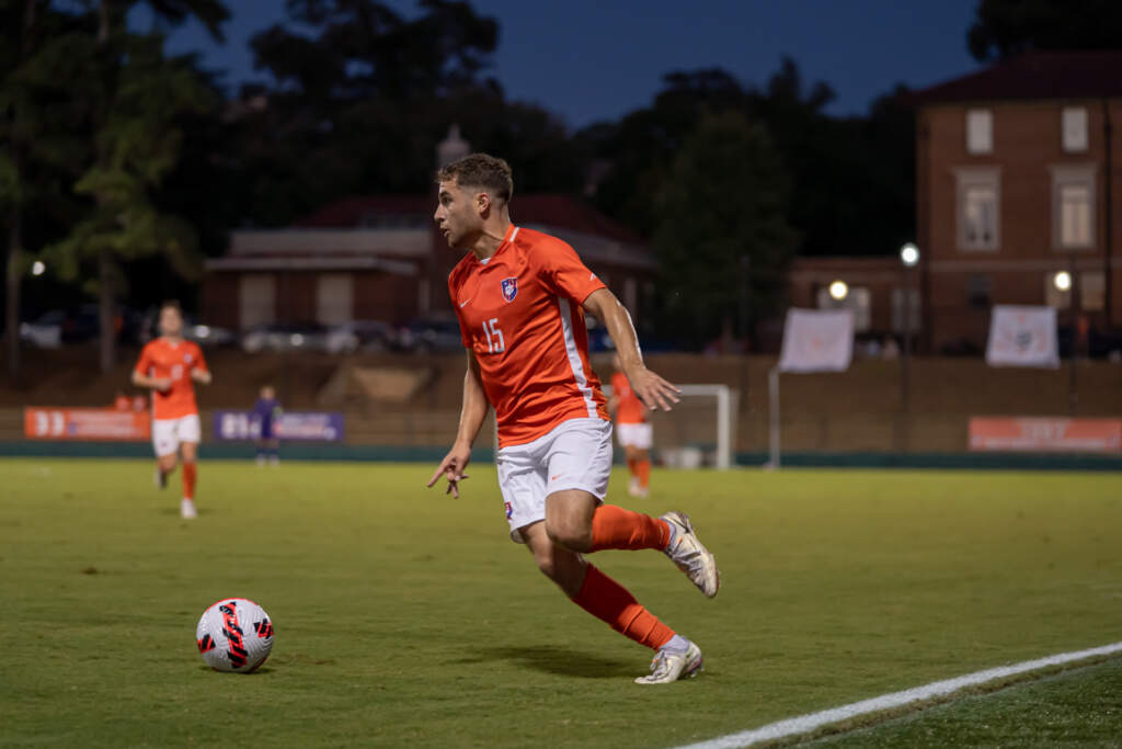 Asensio Earns ACC Defensive Player of the Week Recognition