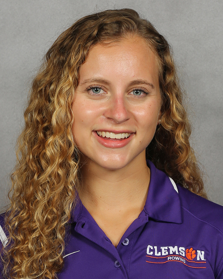 Lucia Coutant - Rowing - Clemson University Athletics