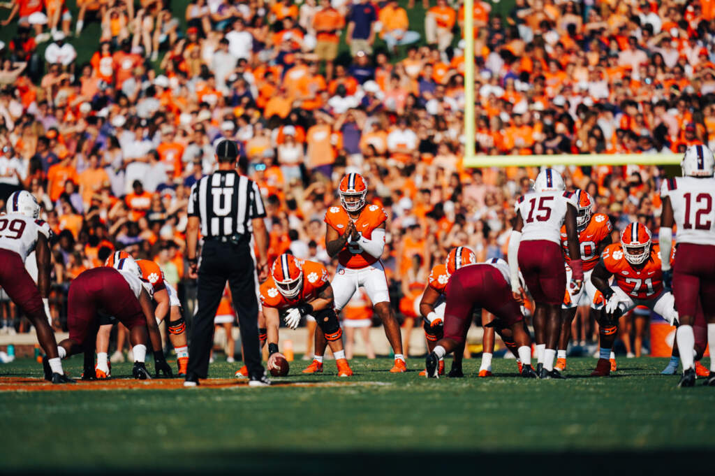 Balanced Attack Leads Tigers Past Bulldogs