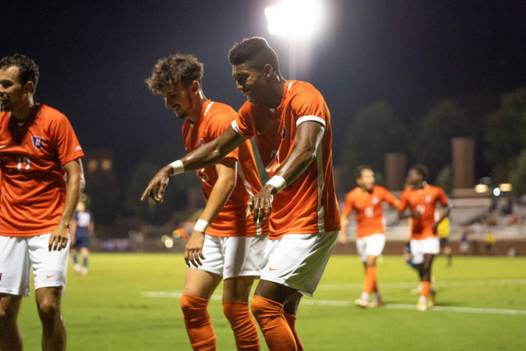 Tigers Attack Early, Defeat Georgia Southern 5-0