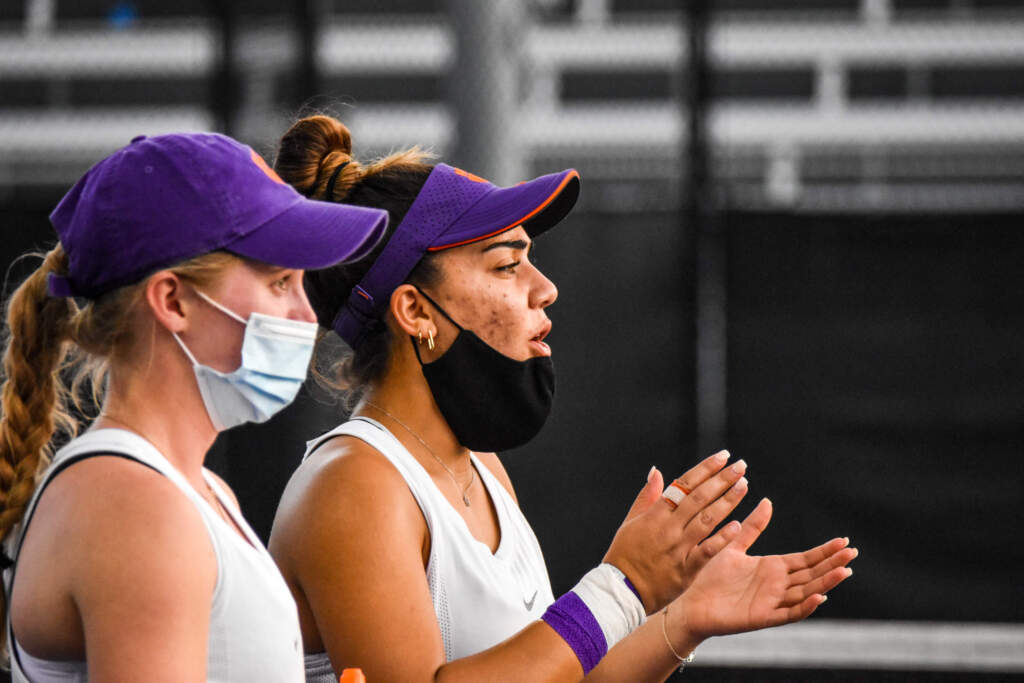 Louka & Thompson Named to Main Draw of ITA All-Americans