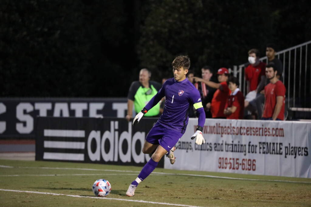 Marks Shines as Tigers Defeat Wolfpack 2-0 in ACC Opener