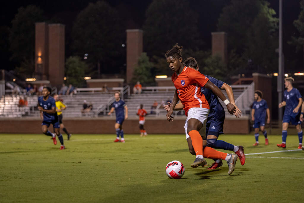 Diop Named to Top Drawer Soccer Team of the Week