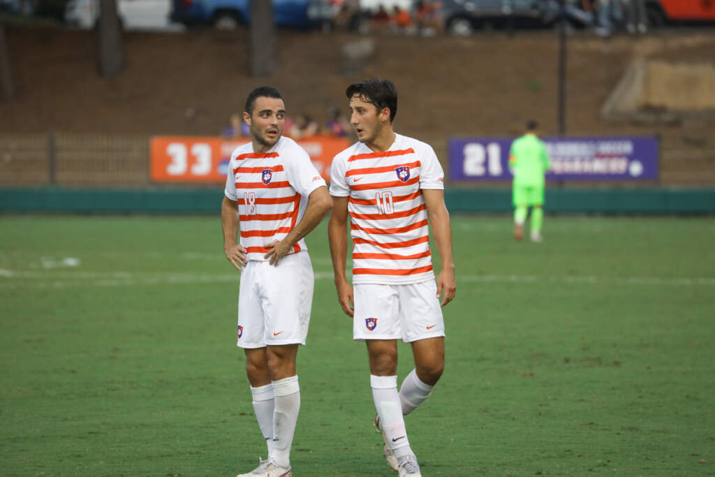Clemson Improves to No. 2 in Latest United Soccer Coaches Poll
