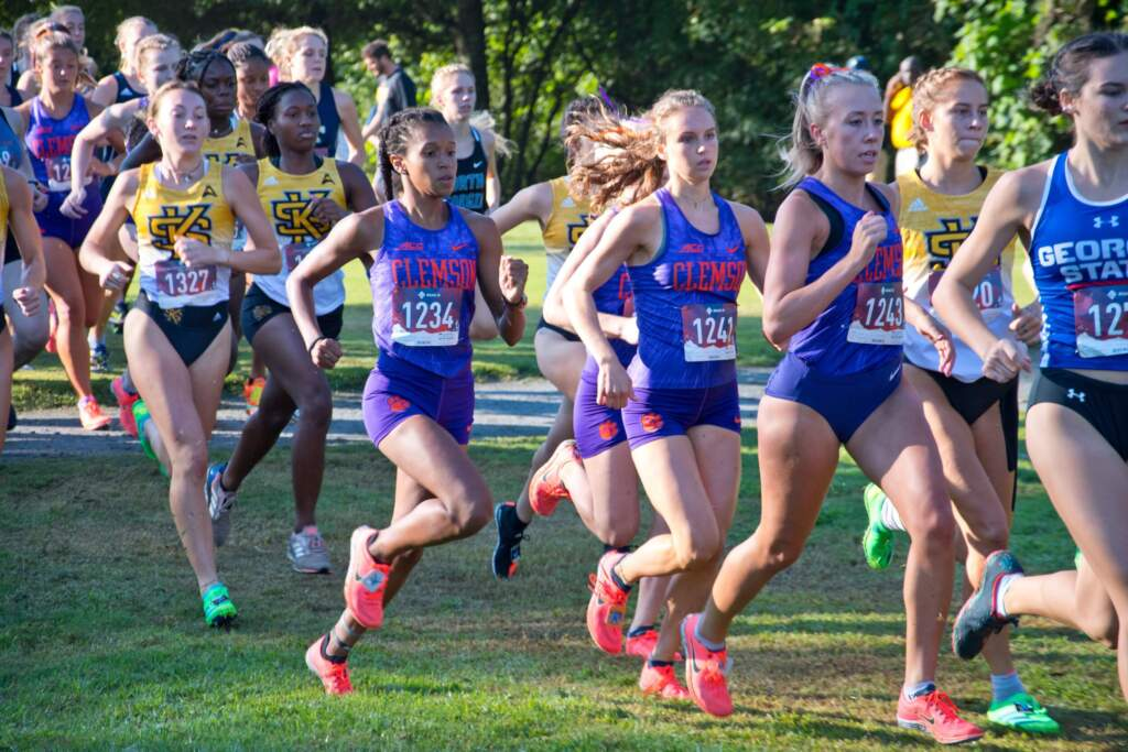 Cross Country Competes at Florida State XC Open