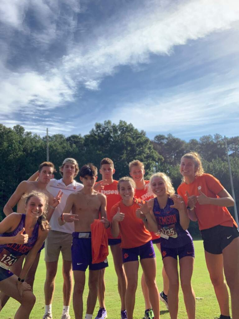 Clemson Travels to Tallahassee for Florida State XC Open