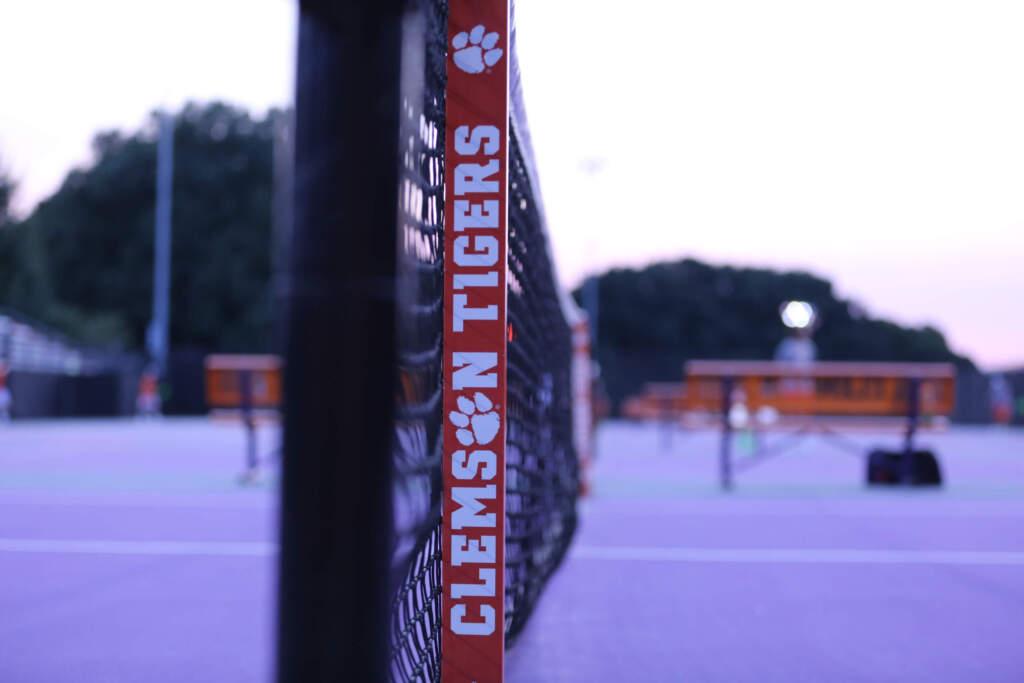 Clemson Men's Tennis Releases 2021-22 Schedule