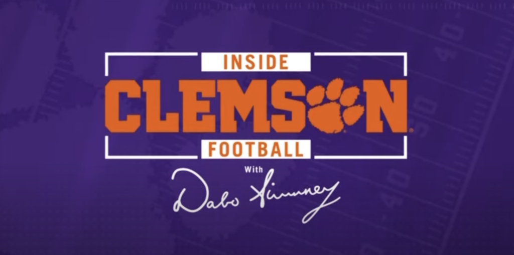 Inside Clemson Football with Dabo Swinney 2021 – Week 5