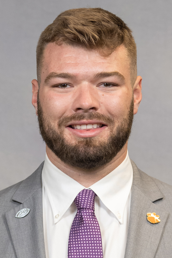 James Skalski - Football - Clemson University Athletics