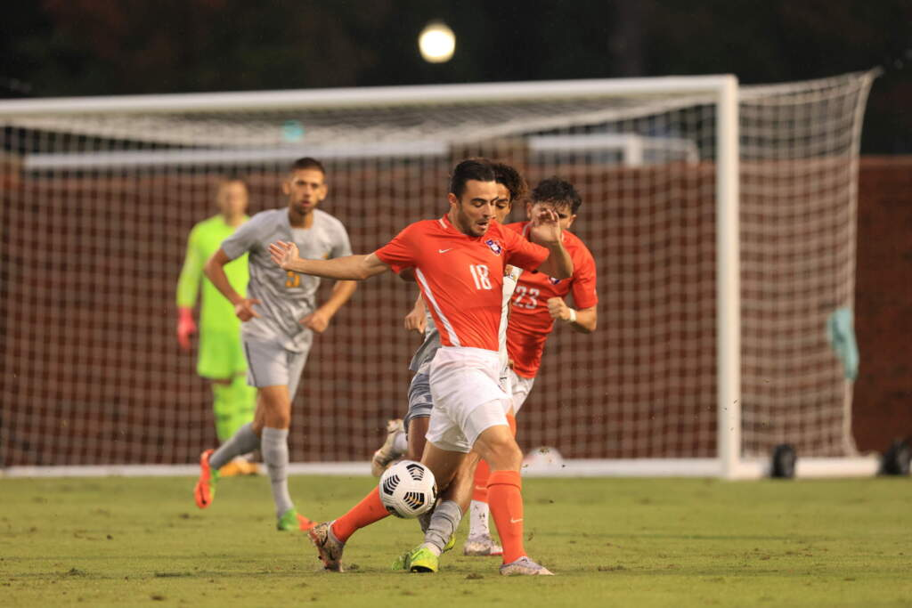 No. 2 Clemson Falls to UNCG 3-1 for its First Loss of 2021