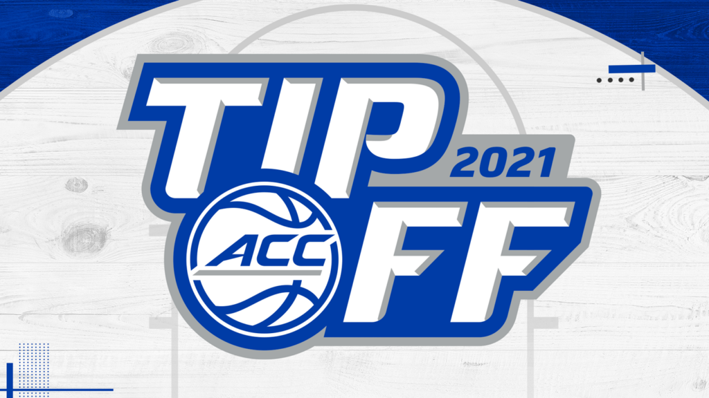 Clemson Set for 2021 ACC Tipoff