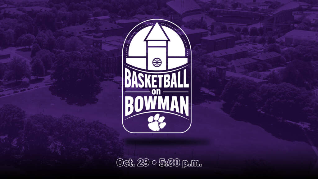 Basketball on Bowman Set for Friday, Oct. 29
