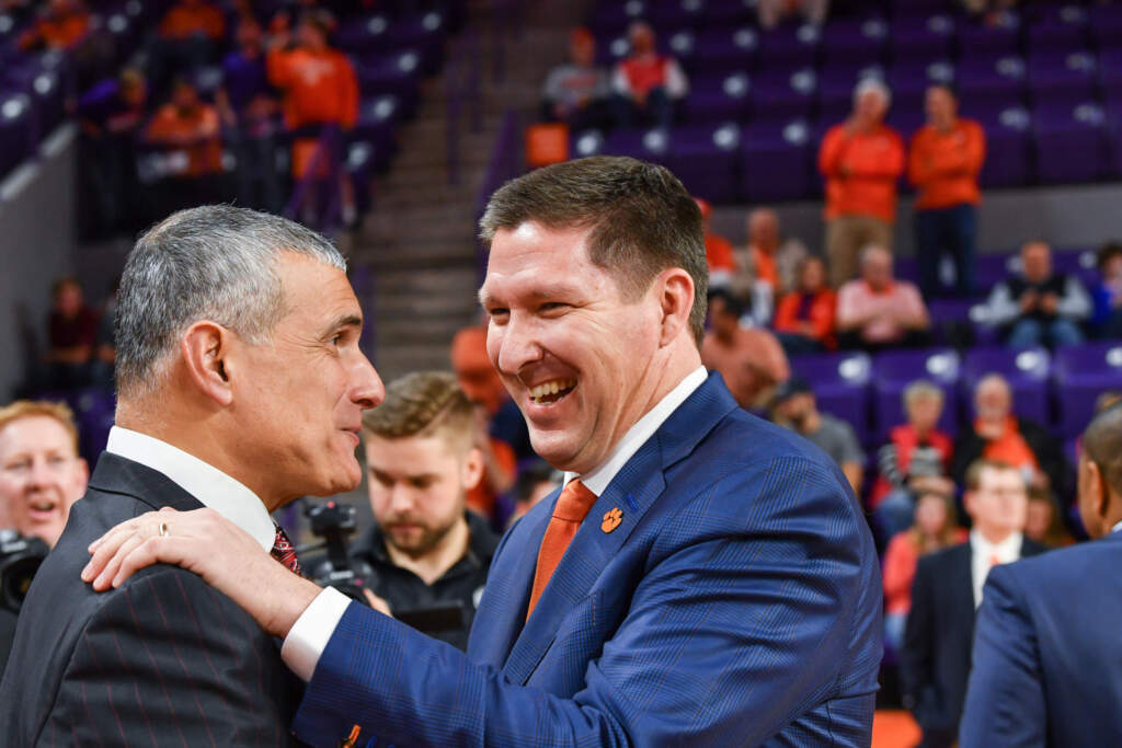 Clemson, Brownell Reach Contract Extension