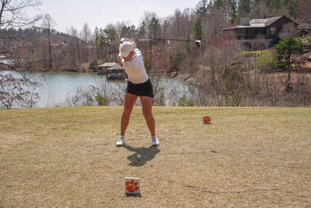 Clemson Women Travel to Ruth's Chris Invitational in Chapel Hill