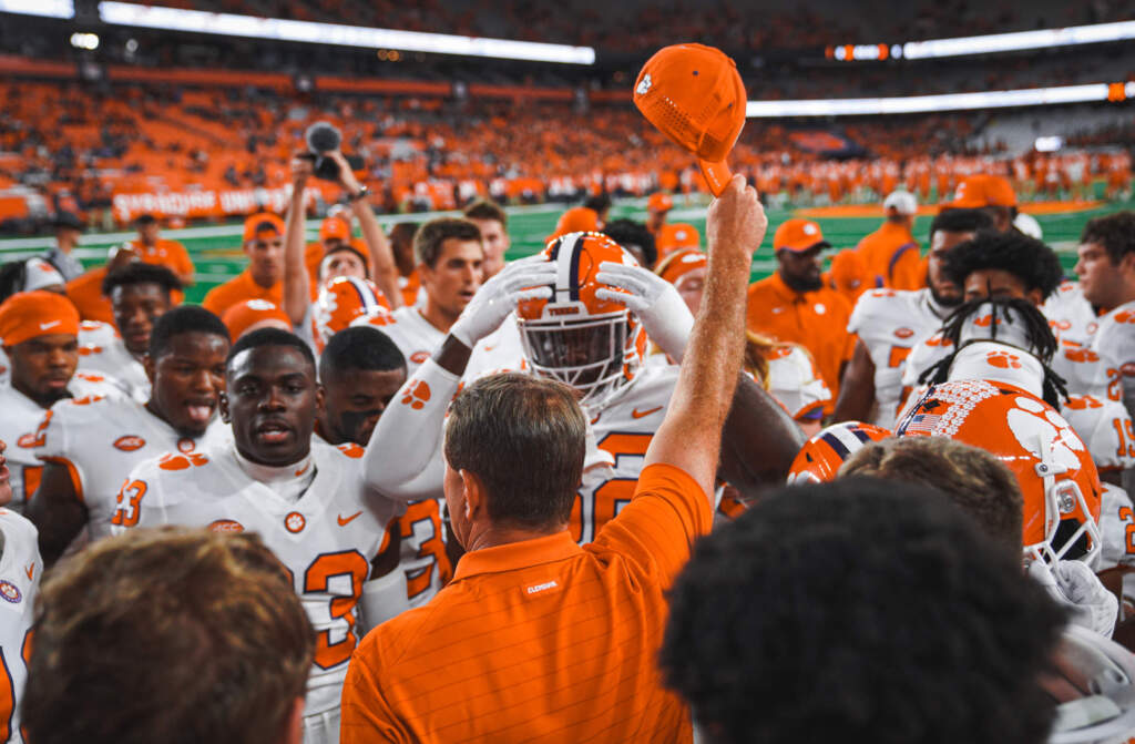 Tigers Top Syracuse on the Road