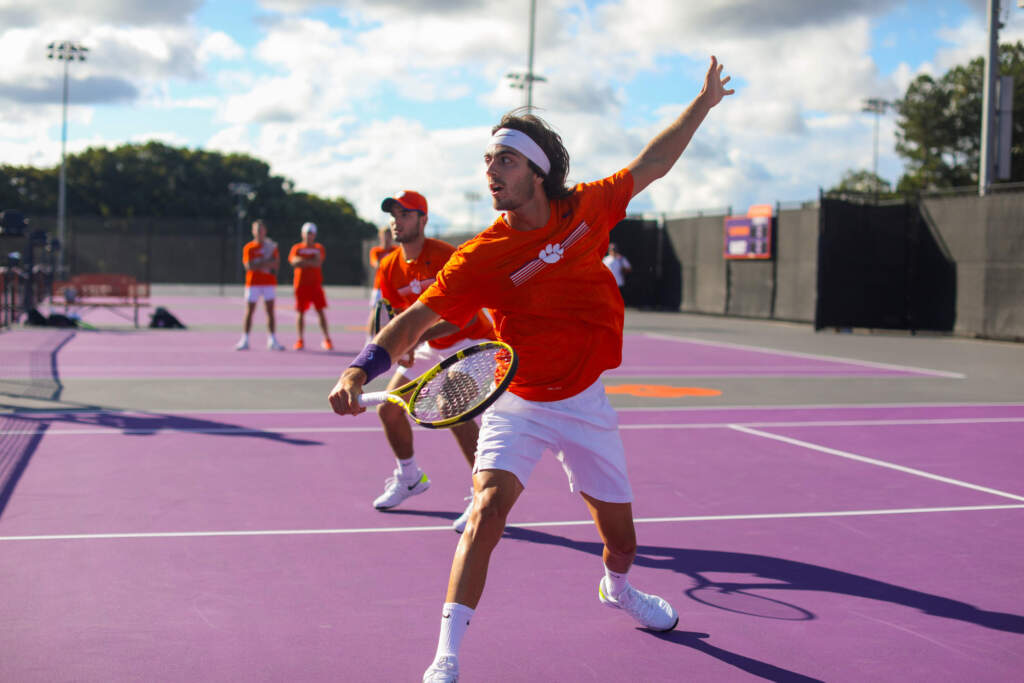 Tigers Down Mississippi State in First Day of Hidden Dual