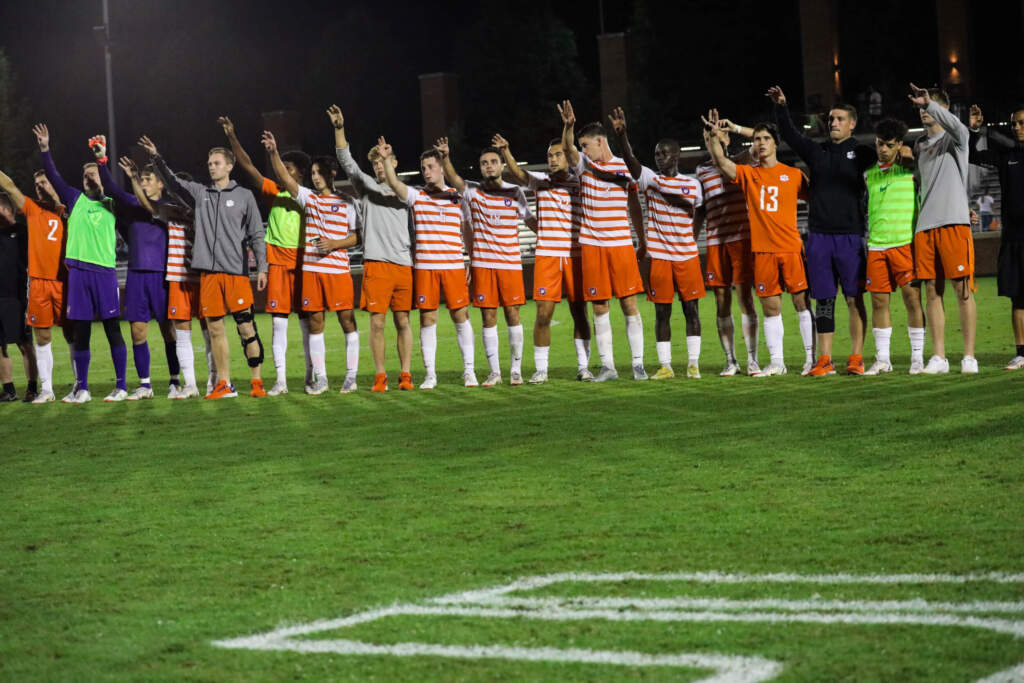 Tigers Fall to Notre Dame 2-0 on Saturday Night