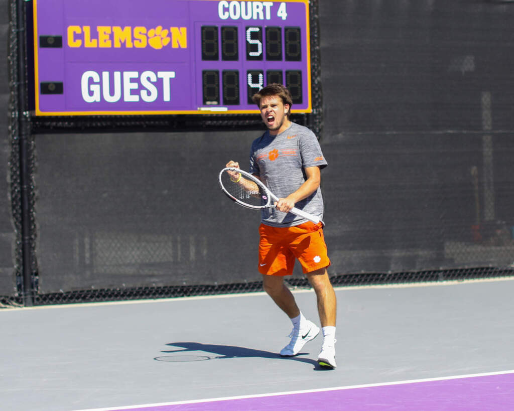 Tigers Open Day 1 of ITA Regionals With Strong Performances