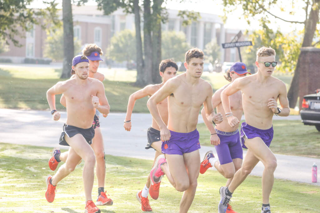 Several Tigers Hit Personal Best Marks at Blazer Classic