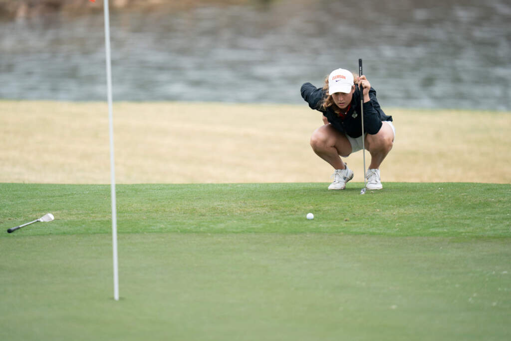 Clemson Concludes Fall Schedule at Landfall Tradition