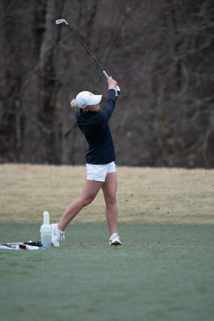 Clemson Finishes Second at Ruth's Chris Tar Heel Invitational