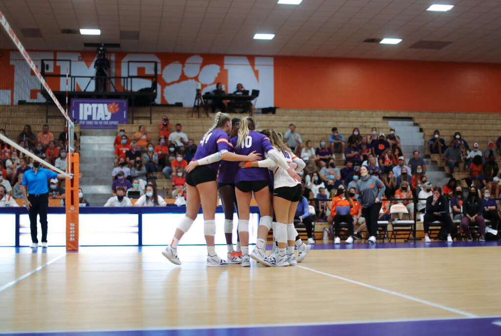 Clemson Falls in Four at Boston College